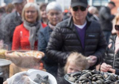 muslingehøstfest i Løgstør