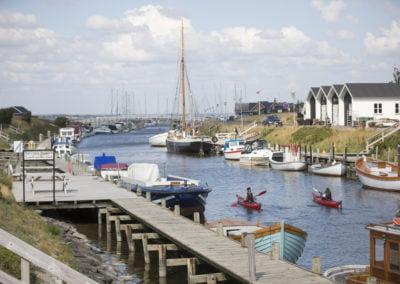 Kanalen i Løgstør