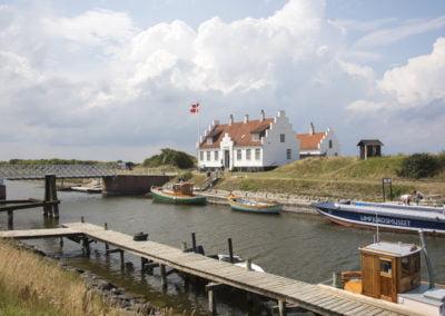 Limfjordsmuseet med bro