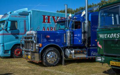 Truckshow / Byfest og dyreskue