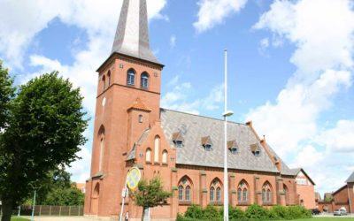 Kirken og Sognehuset
